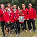 Congratulations to the Cougar Cross Country Team!