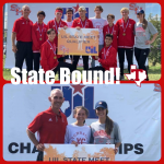 Cougar Cross Country – STATE BOUND!