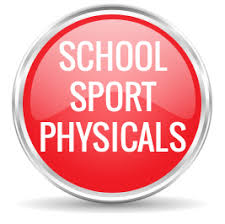 2020-2021 Athletic Physical Information