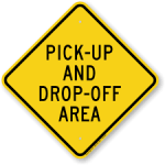SAC Camp – Drop Off/Pick Up Maps for THS/CPJH/TJH – Color Coded