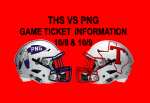 THS VS PORT NECHES GROVES – TICKET INFORMATION