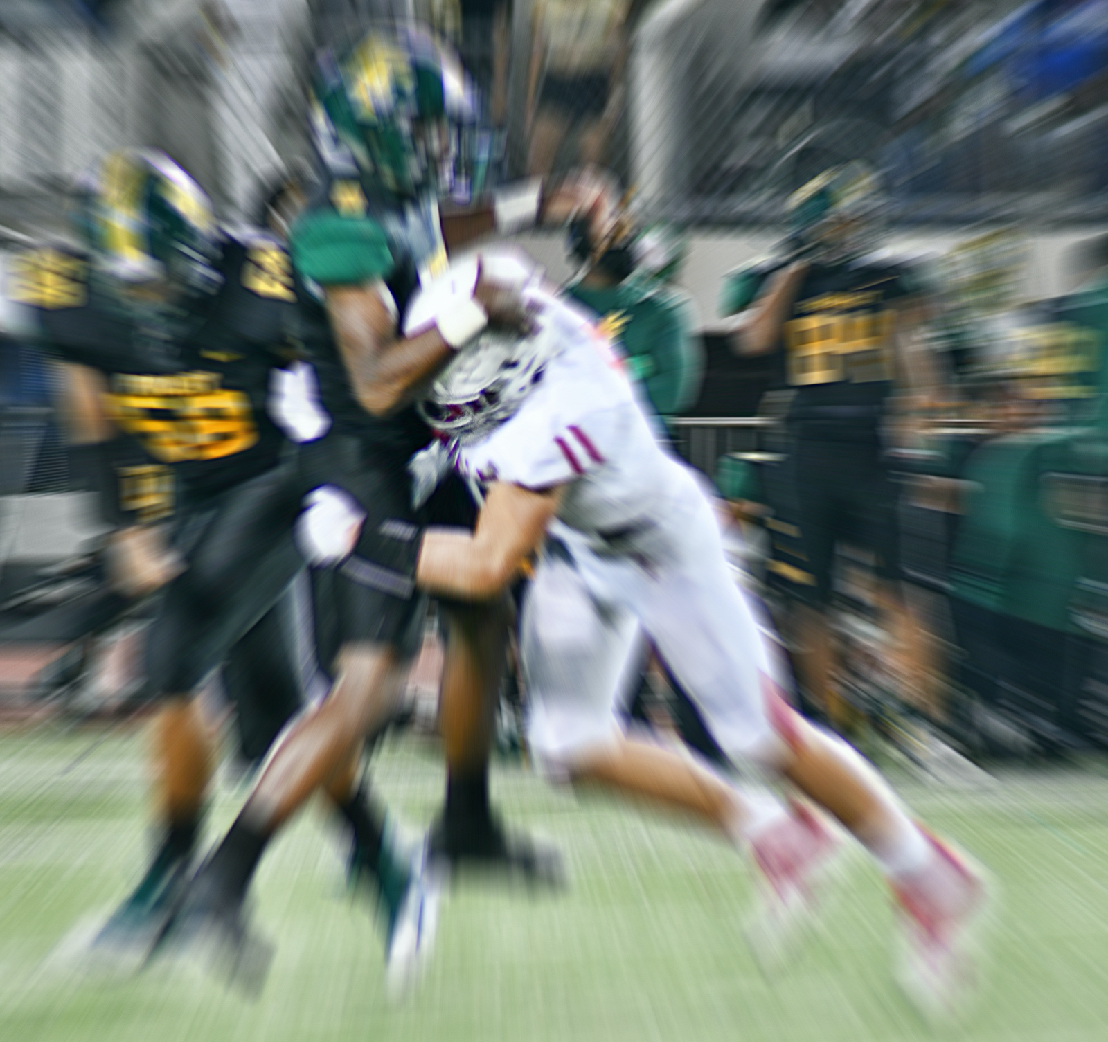 Tomball vs Klein Forest