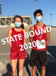 Congratulations to Cross Country – State Bound!