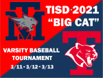"2021 ""Big Cat"" Baseball Tournament (3/11-3/13)"
