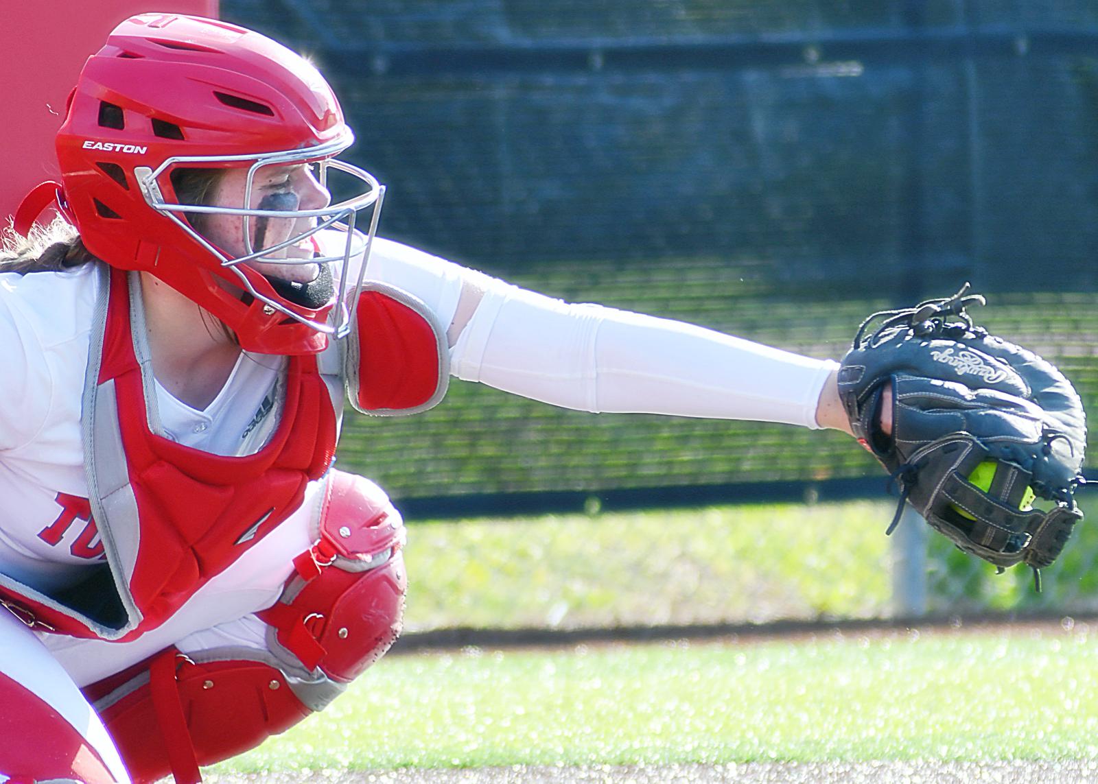 JV Softball – THS vs Cain