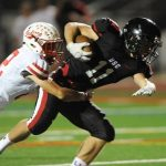 USC Football Defeats North Hills