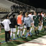 Boys Soccer Ends in Hard Fought Tie Against Pine-Richland