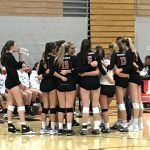 USC Volleyball Comes Up Short Against North Allegheny