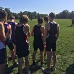Boys Cross Country Runners Compete at PIAA Invite