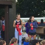 Savannah Shaw Wins Individual Title at Red, White and Blue