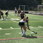 USC Field Hockey Comes Up Short to Barker, NY
