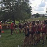 USC Boys and Girls Cross Country Nets Two Wins in Meet
