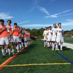 USC Boys Soccer Lose Close Battle With North Allegheny