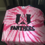 PINK OUT Shirts Available at Friday Nights Game