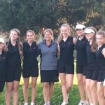 Girls JV Golf Goes Undefeated