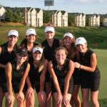 USC Girls Golf Finishes Third in WPIAL