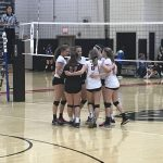 Girls JV Volleyball Place Second in Weekend Tournament