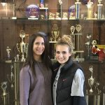 Anna Rush and Fallon Winseck Qualify for WPIAL Tennis Doubles Championships