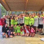 Boys and Girls Cross Country BOTH Win the Mingo Classic