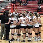 USC Girls Volleyball Team Falls in Quarterfinals