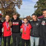 USC Cross Country Runners Compete at PIAA Championship