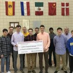 Golf Team Supports Children's Hospital