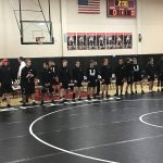 USC Wrestling Falls In Close Match To Peters Township