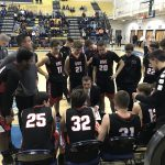 USC Boys Basketball Comes Up Short to Canon Mac