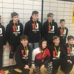 Junior High Wrestlers Post Great Results At Keystone Oaks Tournament