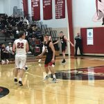 USC Boys Basketball Gets Section Road Win Over Peters Township