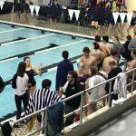 USC Boys and Girls Swimming/Diving Win Big Macs Quad Meet