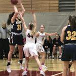 USC Girls Basketball Defeats Mount Lebanon