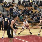 USC Basketball Falls To Mount Lebanon