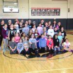 USC Softball Hold Successful Clinic