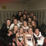 USC girls Basketball Wins Final Home Game Against Pine Richland