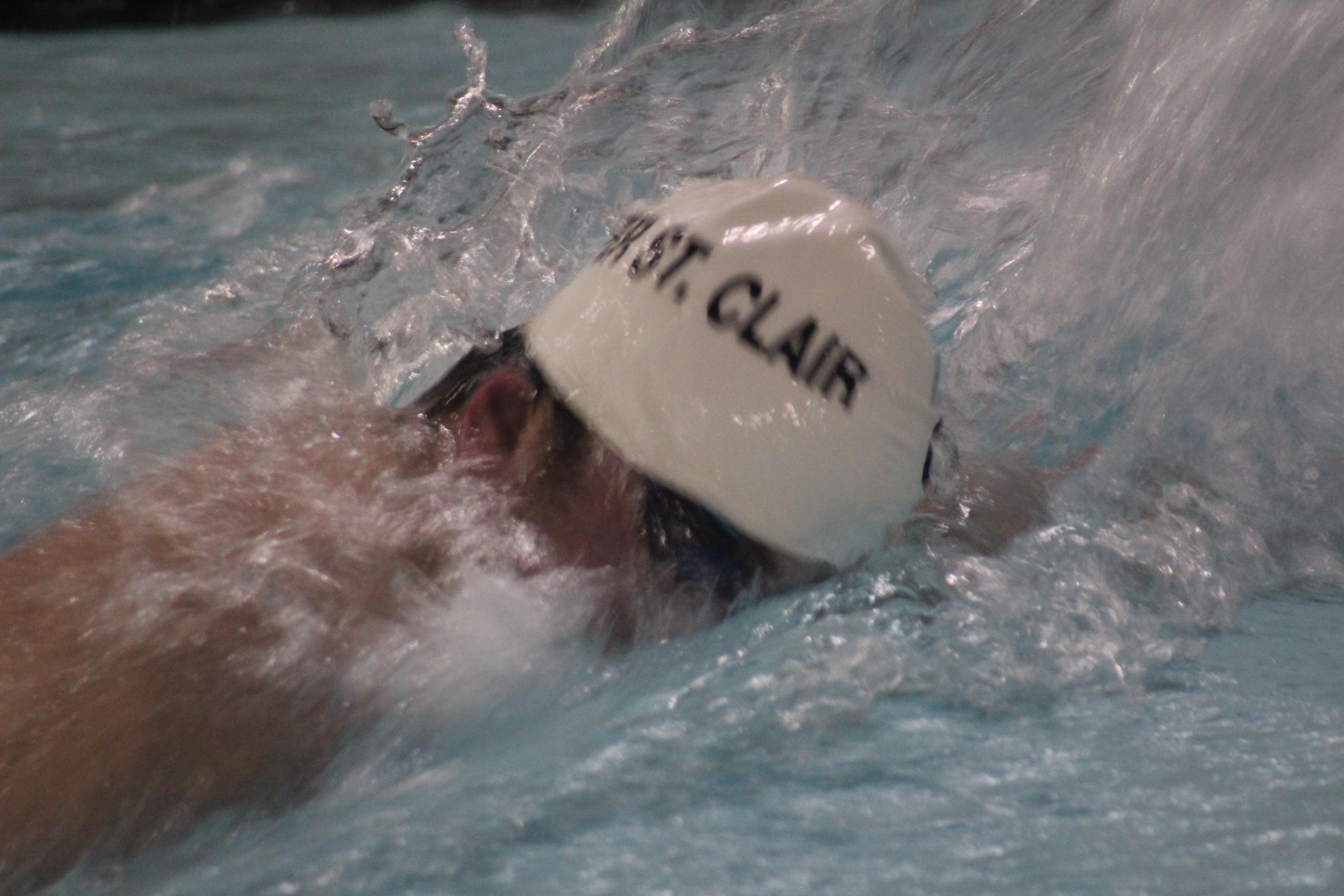 USC Boys Swimming Claim Section Championship – Post-Season Begins