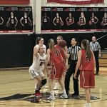 USC Girls Basketball Comes Up Short Against Peters Township