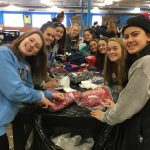 USC Girls Basketball Give Back To Community