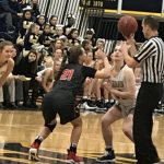 USC Girls Basketball Fall To Mount Lebanon