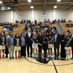 USC Girls Basketball Gets Win On Senior Night