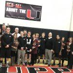 USC Wrestling Defeats Butler On Senior Night