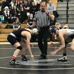 USC Wrestling Team Finish Section Action With Seven WPIAL Qualifiers