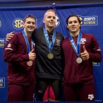 Former USC Grad Wins At SEC Swimming and Diving Championships