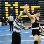 Jake Slinger Moves Into The Quarterfinals Of The PIAA State Championships