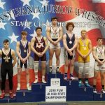 Congratulations to Ethan Hiester For Great Showing At States