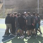 USC Boys Tennis Defeats Canon McMillan And Move to 2-0