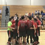 USC Boys Volleyball Gets Win Over Moon