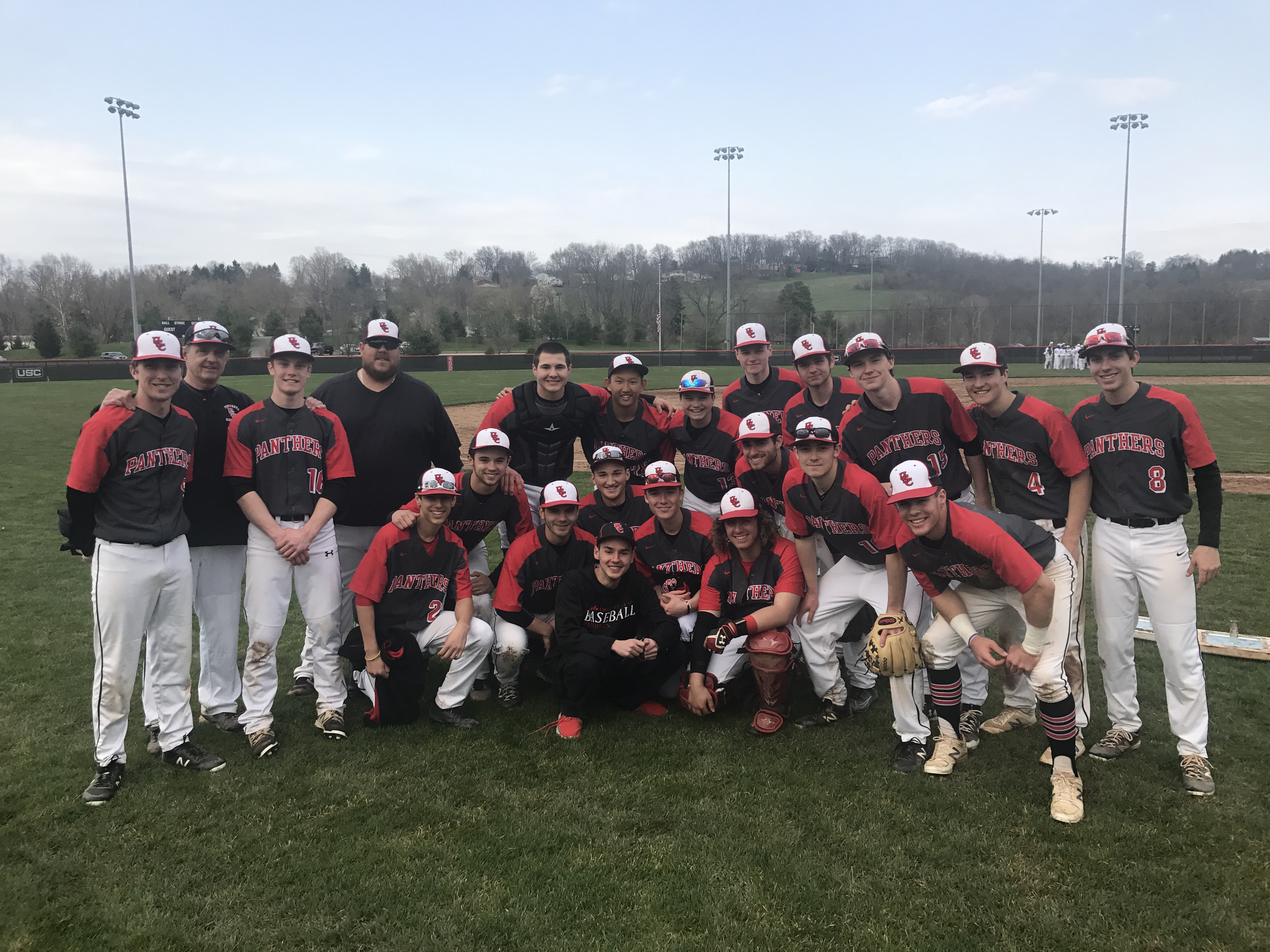 Baseball Gets Big Section Win