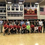 Boys Volleyball Defeats Central Catholic On Senior Night