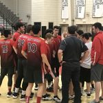 USC Volleyball Falls To Norwin